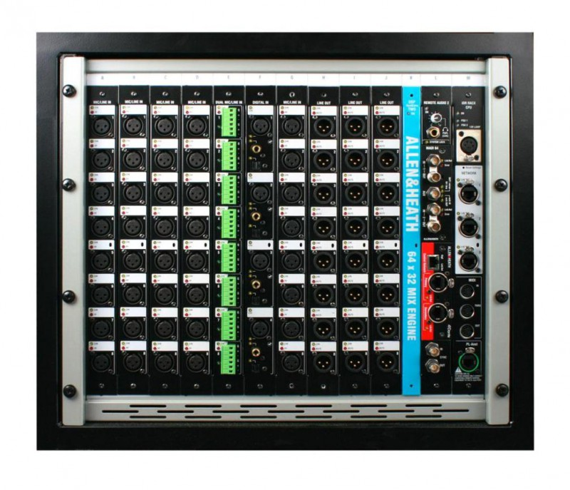 Фотография товара 'Allen-Heath IDR10F'